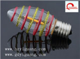 Bulbo da vela do diodo emissor de luz de E14 220V/110V 3W C26 para Chandellier de cristal, TUV/UL/GS
