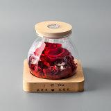 Fiore di promozione in vetro per il regalo di natale