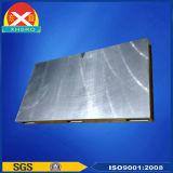 Aluminiumlegierung-Kühlkörper für Elektronik mit Bohrung