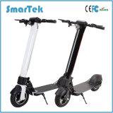 E-Vélo chaud de vente de Smartek pliant la taille sèche de roue de pouce du scooter -10 avec l'éclairage LED restant le scooter électrique intelligent Patinete Electrico- 45km/H S-005-1