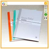 Impresión del cuaderno A4/A5, cuaderno Softcover