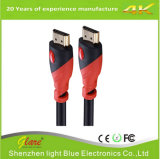 4k Gold Plug HDMI Cable Support HDTV