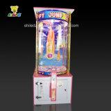 Máquina de juego de fichas del rescate de la lotería, máquina de juego del rescate de la bola de salto
