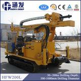 Польностью гидровлическая машина добра воды Drilling для сбывания (HFW200L)