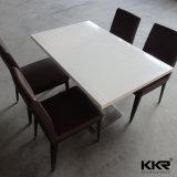 Tabella pranzante della mobilia vivente moderna del quadrato 600*600