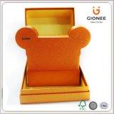 Декоративная причудливый бумажная коробка подарка Mickey Shipe