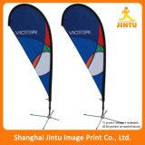 Bandeiras de praia decorativas da alta qualidade, anunciando as bandeiras de praia do evento (JTAMY-2015120508)