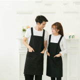 Grembiuli della cucina del cotone stampati abitudine per le coppie