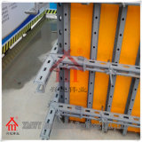 擁壁およびコラムの合板の型枠システム/コンクリートの壁の平板サポート