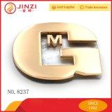Materiali in lega di zinco dell'OEM di abitudine le parti di metallo del sacchetto della pressofusione
