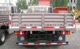 HOWO貨物自動車3.5トンの軽トラック4X2の貨物トラックの