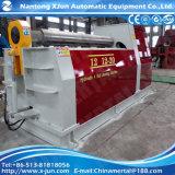 Máquina de rolamento hidráulica da placa dos rolos chineses do fornecedor Mclw12CNC-12X2000 4