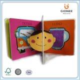 Libros de papel del cuidado de niños de la cartulina/libros /Kids de los cabritos que enseña temprano a los libros