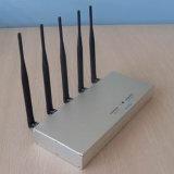 Brouilleur télécommandé de téléphone cellulaire d'antenne de la haute énergie 5