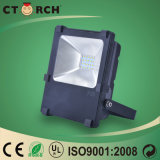 Ctorch 10W SMD Outsides LED 점화 IP66 LED 플러드 빛