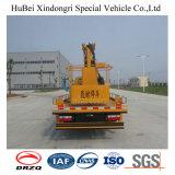 14m Dongfengの空気作業プラットホームのトラックのユーロ5