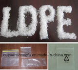 LDPE en plastique de Vierge de matière première et granules réutilisés de LDPE