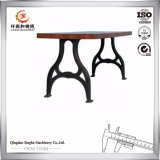 Ductile Iron Qt450 Table Legs Cast Iron Table and Chair Bench Legs