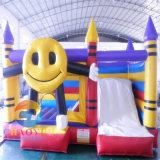 Casa Bouncy de salto inflável feericamente do salto do castelo para miúdos