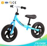 """ペダルの子供のバイクのタイプおよび12 """"車輪のサイズ12inchの小型赤ん坊のバランスのバイク無し、セリウム10inchの車輪のサイズのバランスの自転車"""
