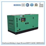 56kVA type silencieux générateur diesel de marque de Weichai avec l'ATS