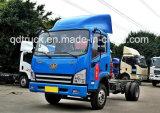 FAW Sinotruk Foton 4X2の貨物トラック