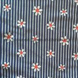 tela feita malha 10%Spandex da impressão 90%Polyester para a roupa interior