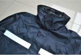 De kostuums van de Regen van de Politie Zwarte
