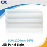 Iluminación del panel de la luz de techo de RoHS 96W 1200X600m m LED del Ce