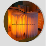 옥외 실내 점화를 위한 테이블 램프 360 도 LED 분명히하십시오