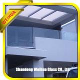 Vetro isolato Basso-e per il tetto/lucernario/baldacchino panoramici