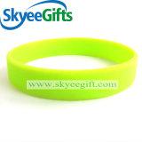 Großhandelsform-kundenspezifische Silikon-Armbänder