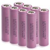 Authentiek LG Mg1 (2900mAh/10A) 18650 Navulbare Batterijen voor E Cig
