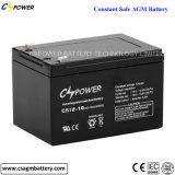 太陽のための12V VRLA電池AGMの鉛酸蓄電池