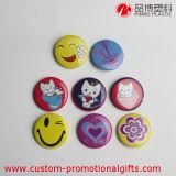 Insigne en plastique de bouton de Pin en métal de cadeau de promotion de mode
