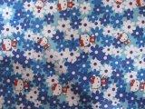 De Bloemen die van de Pot van Oxford 420d 600d Ripstop Hello de Stof van de Polyester afdrukken