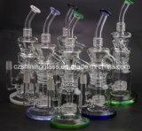 高品質の多彩な卸し売り煙るガラス配水管のShishaの水ぎせる