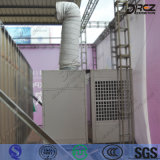 Pavimento che si leva in piedi il condizionamento d'aria centrale verticale del condotto della strumentazione del condizionatore d'aria