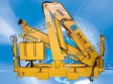(SQ3ZA2)指の関節ブームのトラックによって取付けられるクレーン