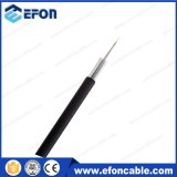 FTTH 12/24core Flat Fiber Optical Cable met FRP Strength Member