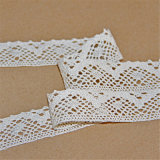 Ultimo Cotton Fabric Lace per Garment Accessories