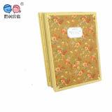 Cahier de livre À couverture dure de la fleur A4 de qualité (NP (A4) - Y-100P-04)
