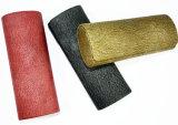 Handicrafted PU Leather Eyewear Hard Case