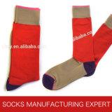 Reine Wolle-Socke der Männer