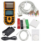 디지털 1 채널 통신로 Handheld Electrocardiograph ECG (EKG-80A) - Fanny