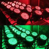 Luz auto impermeable de la IGUALDAD 54X3w LED de la alta calidad DMX