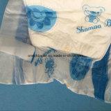 O bebê não tecido hidrófilo Pamper o tecido do bebê