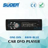 Speler Van uitstekende kwaliteit van de Auto DVD van het Comité van de Speler van de Auto DVD van Suoer de Enige DIN Afneembare (8808-blauw)