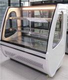 Commerical Kuchen-Bildschirmanzeige-Kühlvorrichtung-Schaukasten im Hochgeschwindigkeitsabkühlen