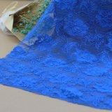 Ткани шнурка французского маркизета сетки Nylon для одеяний способа